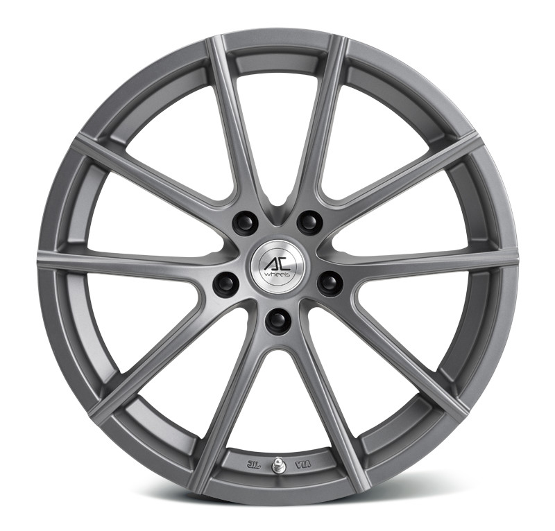 "NEW 19"" AC CRUZE ALLOY WHEELS IN MATT GUNMETAL, WIDER 9.5"" REARS"